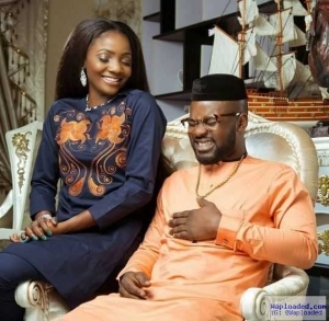 Falz and Simi look picture perfect in this new photo-shoot